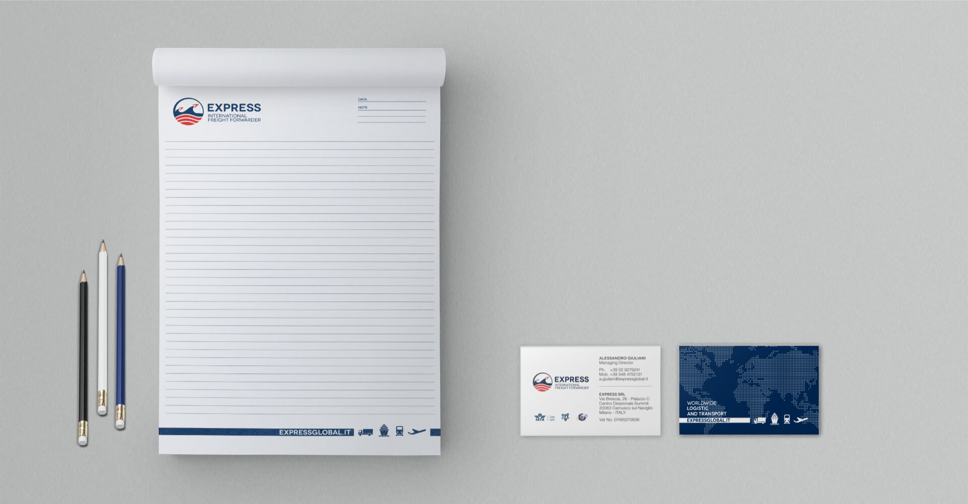 express-brand-identity-blocco-visitcard