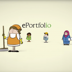 ePortfolio<span>character design & video</span>