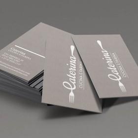 Caterina Cucina e Farina<span>restaurant brand identity</span>