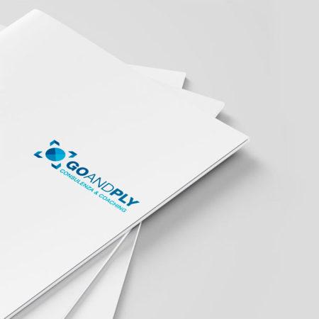 goandply mintlab brand identity logo