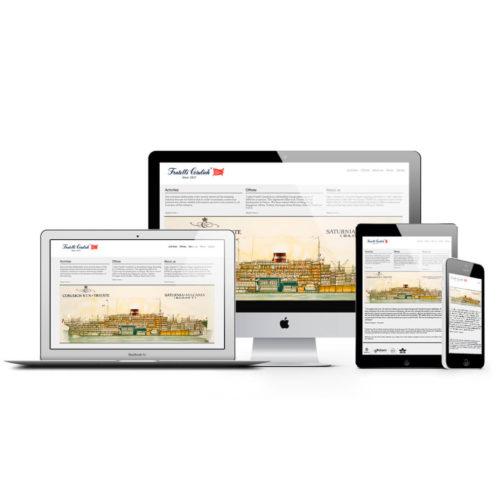 mintlab webdesign fratelli cosulich