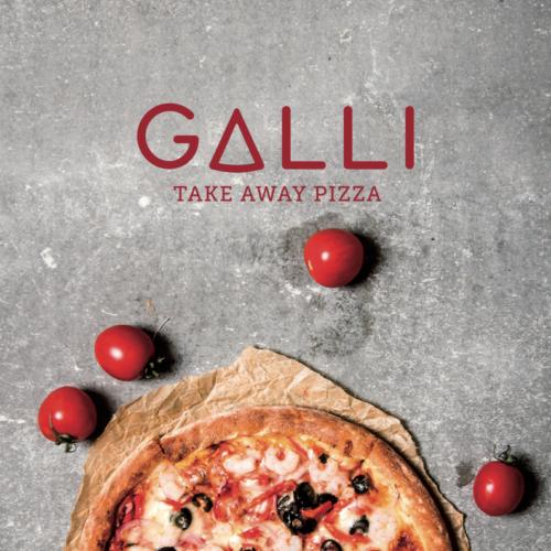 mintlab brand identity galli take away pizza
