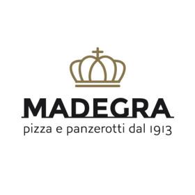 MADEGRA pizza e panzerotti dal 1913<span>brand identity</span>
