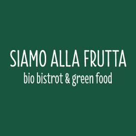 SIAMO ALLA FRUTTA bio bistrot & green food<span>brand identity</span>