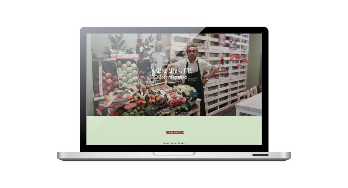 siamo alla frutta bio bistrot green food milano sito internet