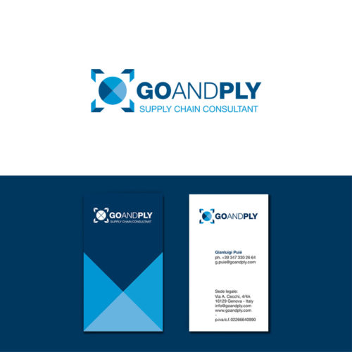 goandply mintlab brand identity