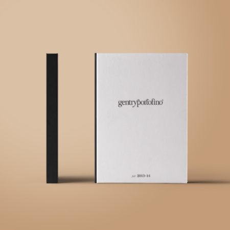 Gentryportofino lookbook impaginazione e grafica mintlab