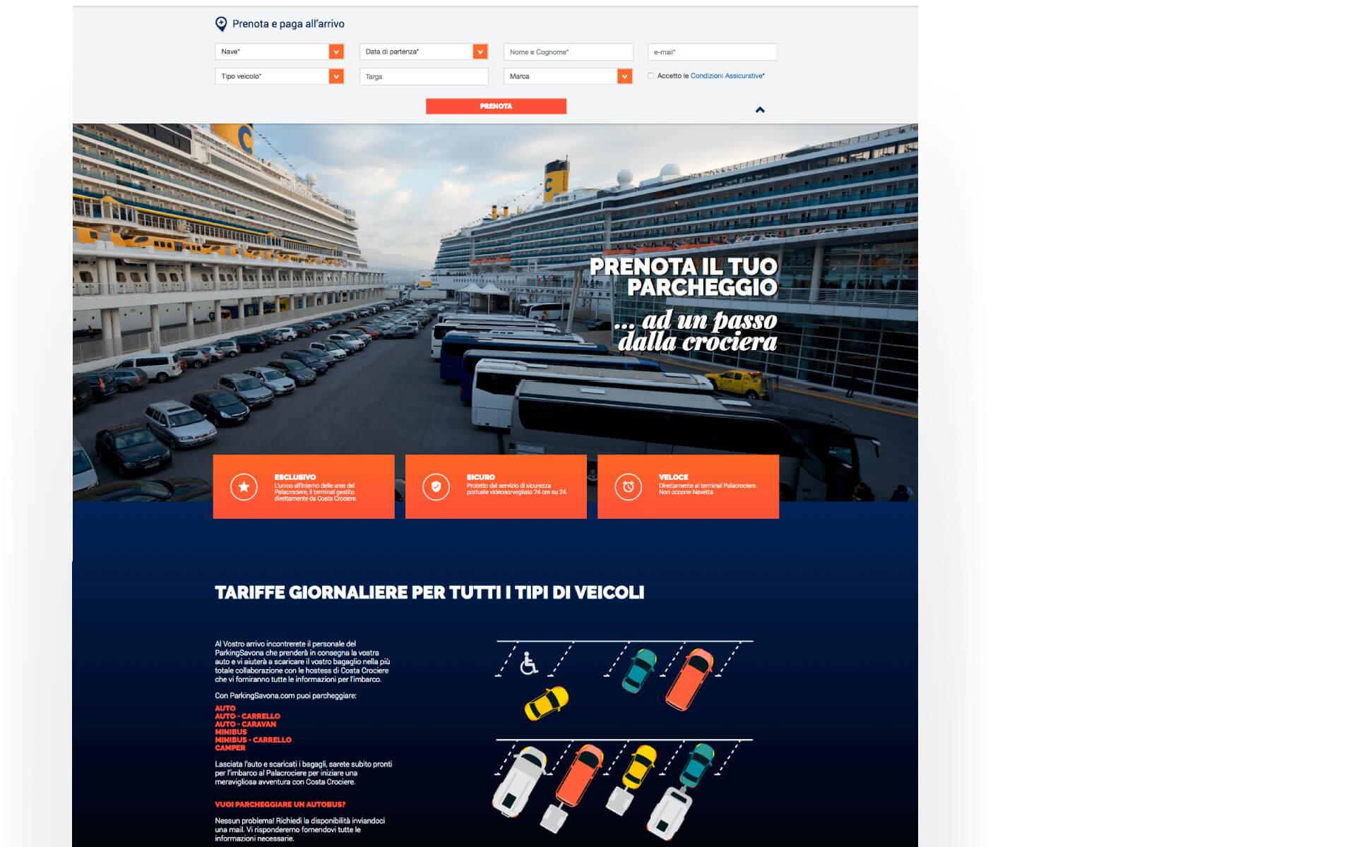 mintlab webdesign parkingsavona