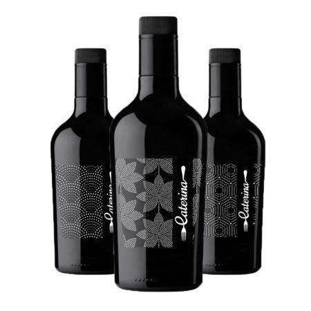 bottiglie olio edizione limitata design packaging oil bottle