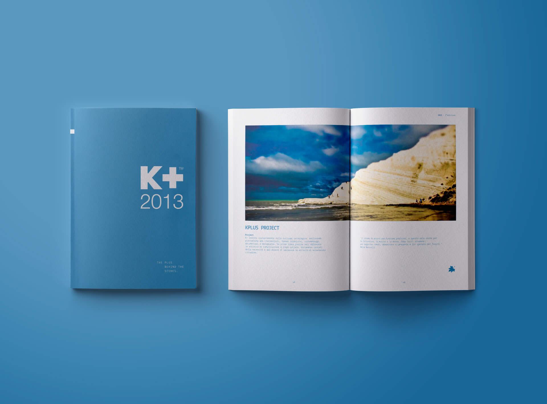 Libro almanacco k+