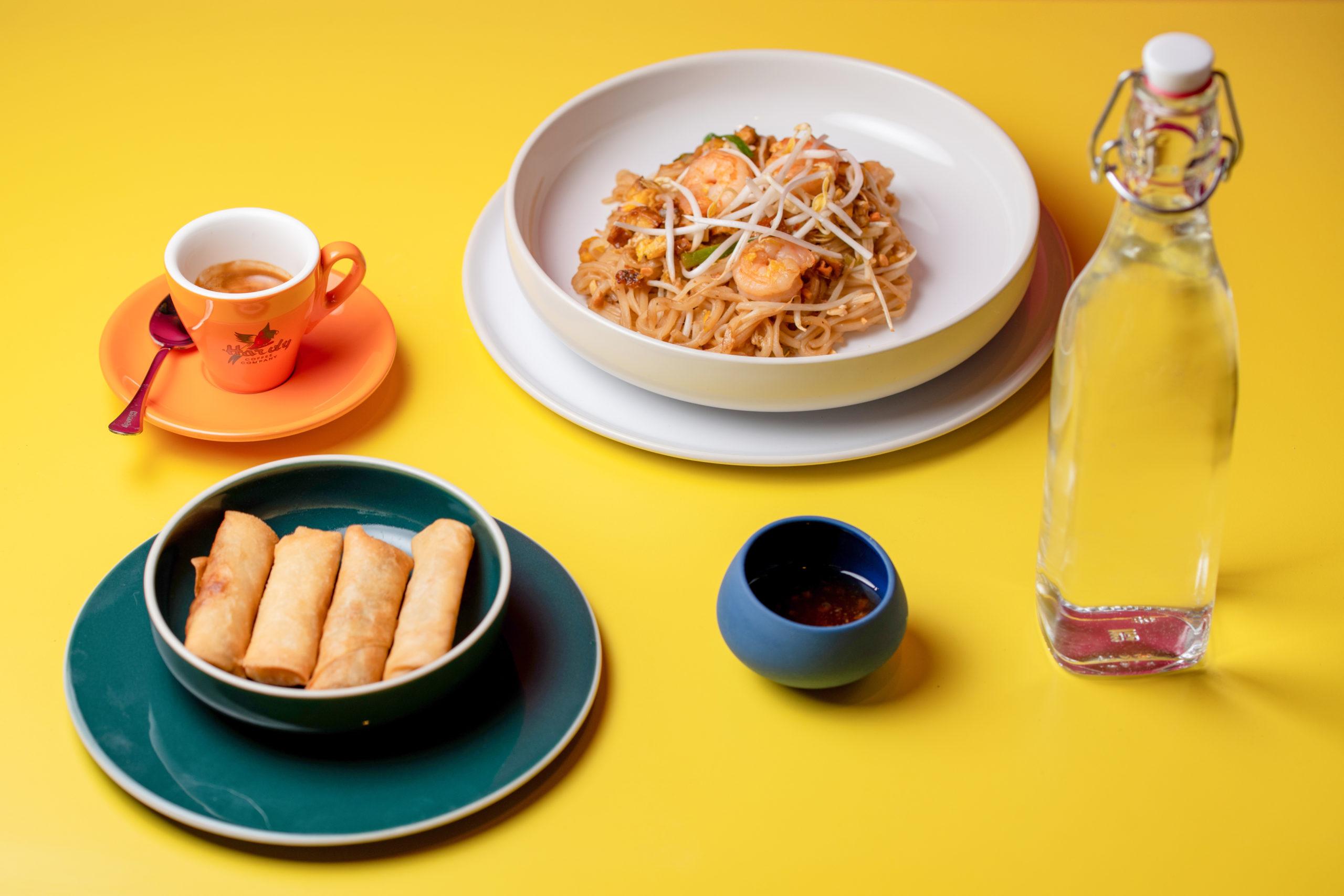 Bangkok-menu