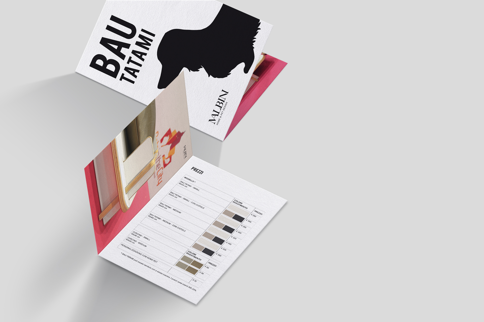 Malbini-brochure